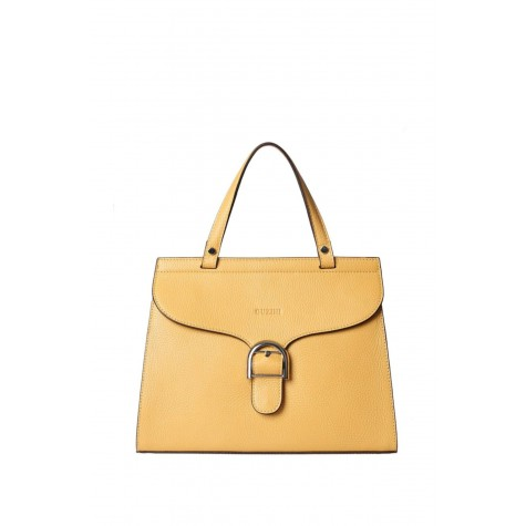 Women's Eliza Yellow Shoulder Bag