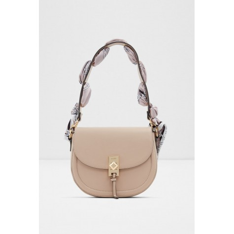CHAMUSCA - Beige Women's Cross Bag
