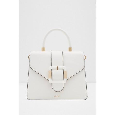 BERTRA - Beyaz Kadın Çapraz Çanta